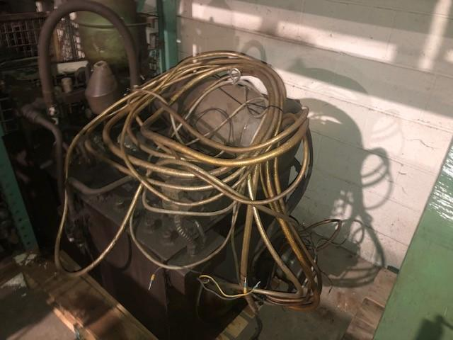 PEDDINGHAUS TDK-1000/3 CHD BEAM DRILLING LINE STOCK#2213