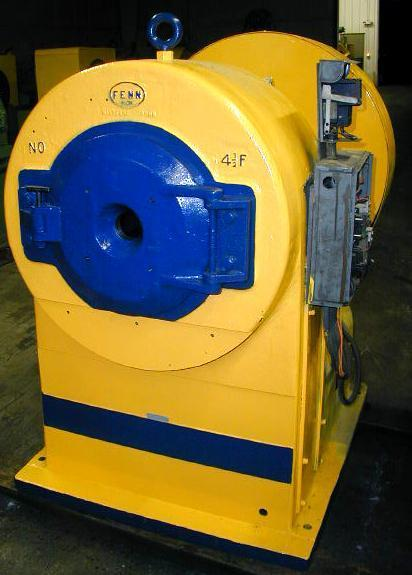Fenn 2 Die Rotary Swaging Machine