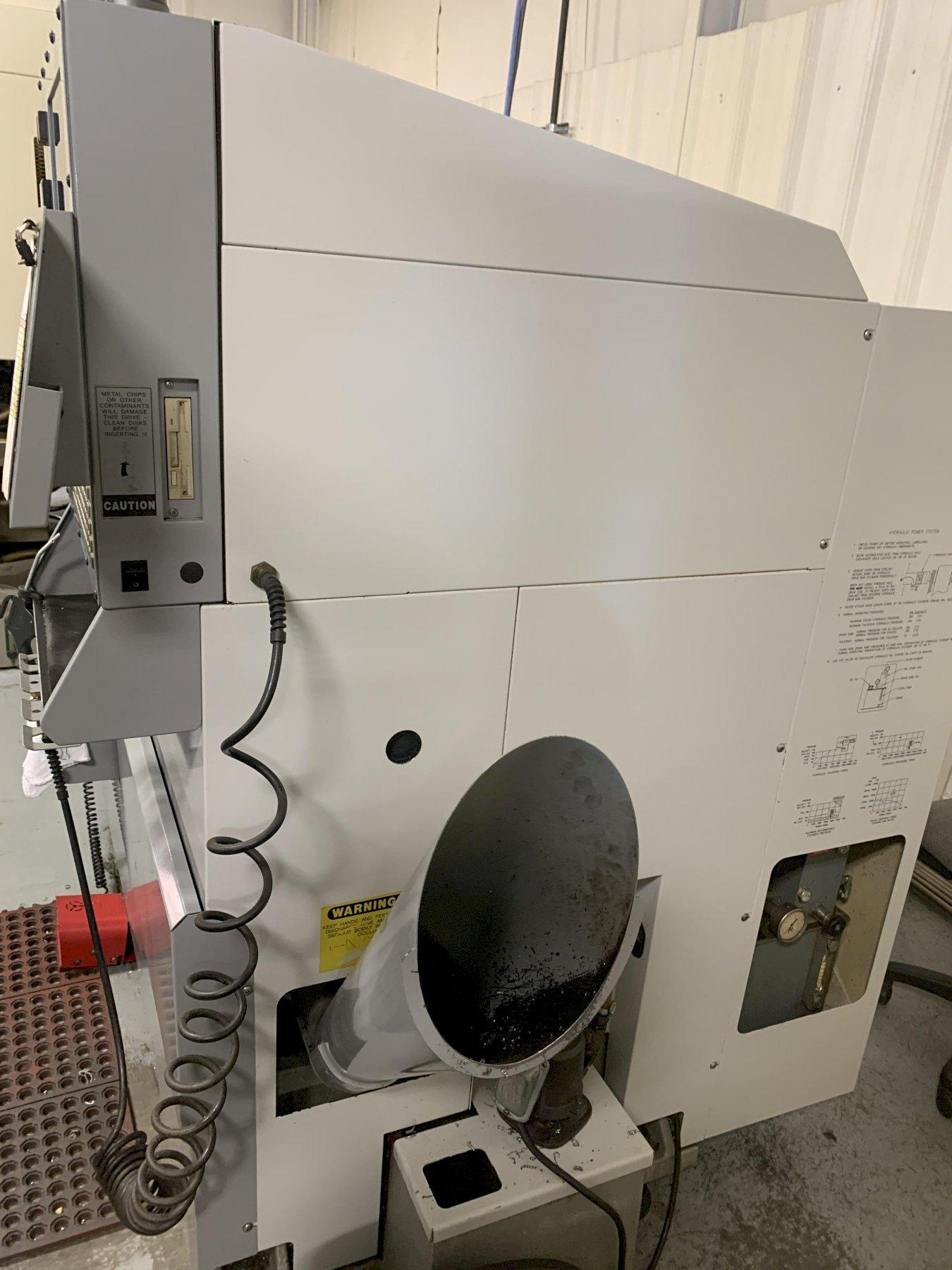 HAAS SL-10 CNC TURNING CENTER *LOW HOURS