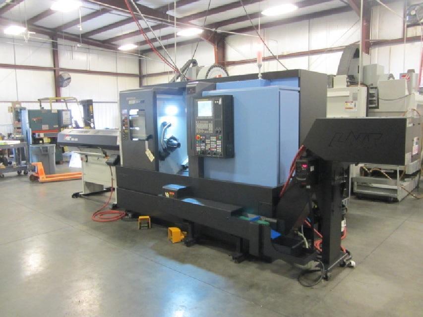 DOOSAN LYNX 220 LSYC CNC TURNING CENTER