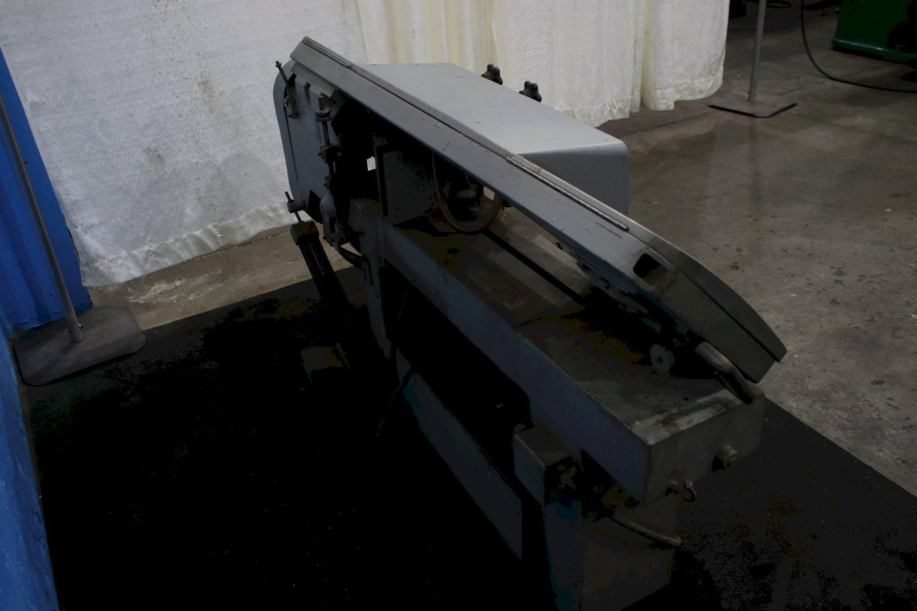 "9"" X 16"" KALAMZOO MODEL H9AW HORIZONTAL BANDSAW: STOCK #74419"