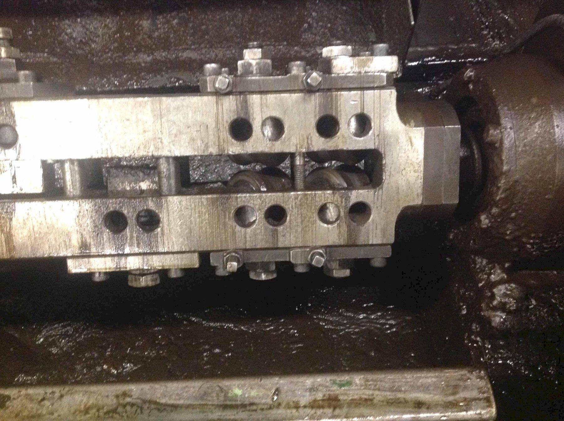 """1/2""""  Videx Model VC-20-MH Wire Straighten & Cutoff Machine"""