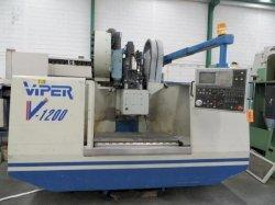 1998 VIPER VMC 1200AG - Vertical Machining Center
