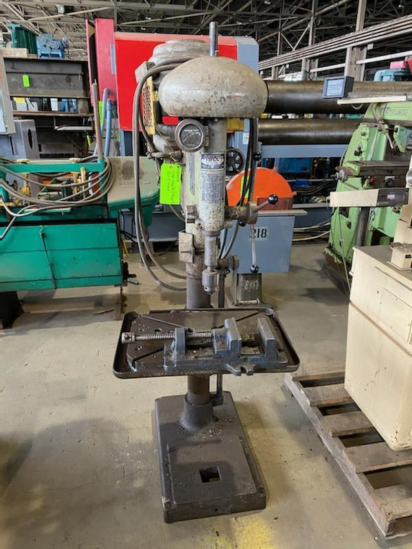 Sibley Shop Drill Press