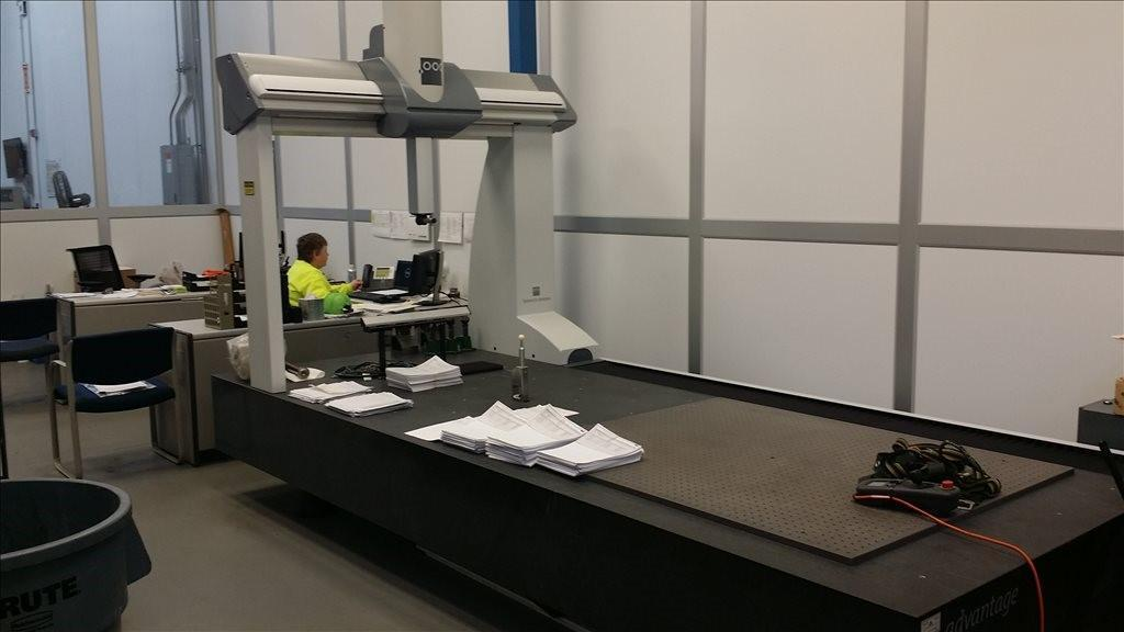 BROWN & SHARPEBrown & Sharpe Global Advantage 12/30/10 DCC Coordinate Measuring Machine (CMM)