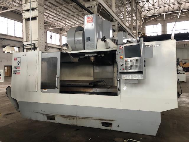 Haas VF-9/50 CNC Vertical Machining Center