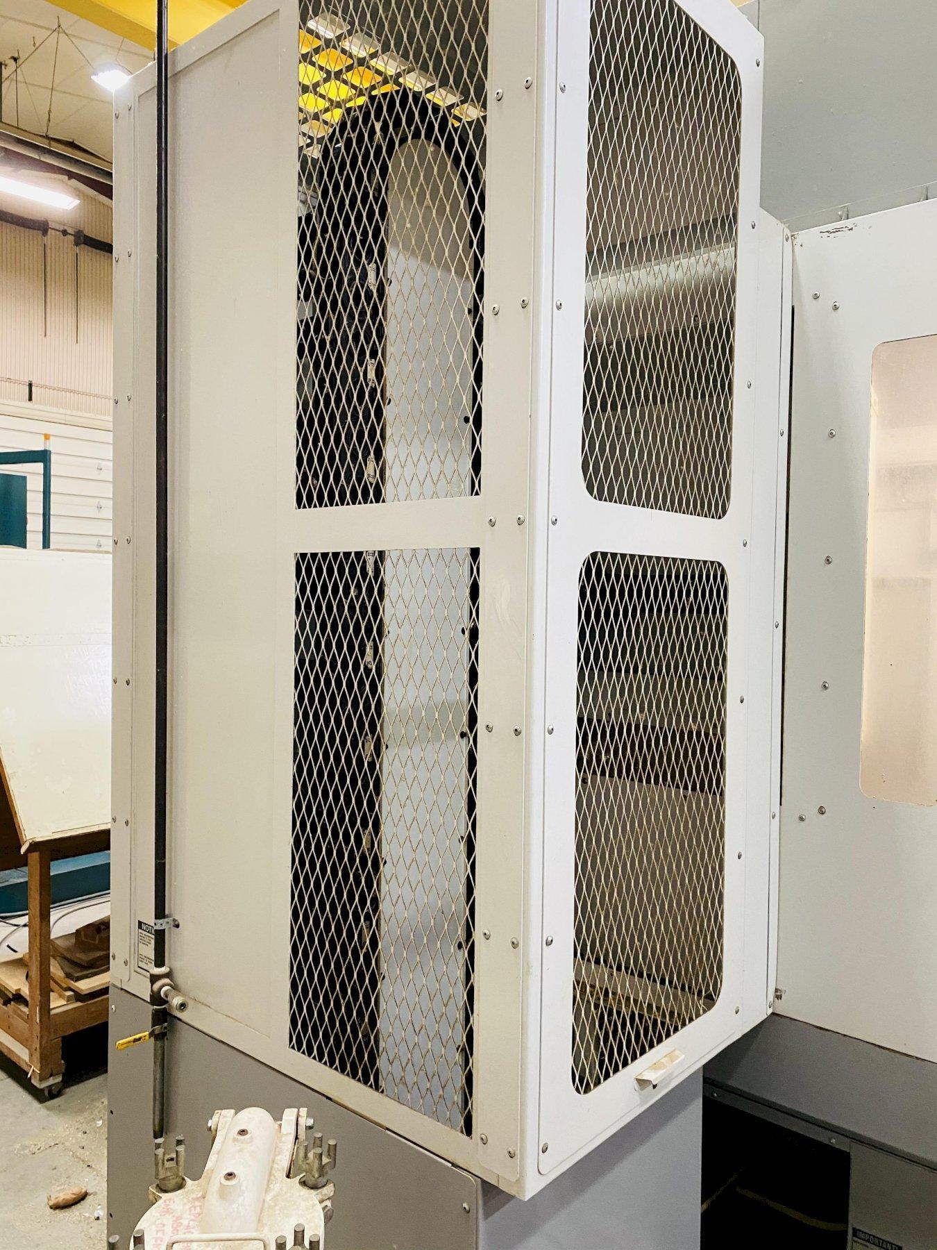 HAAS HS 2RP HORIZONTAL MACHINING CENTER. STOCK # 0104721