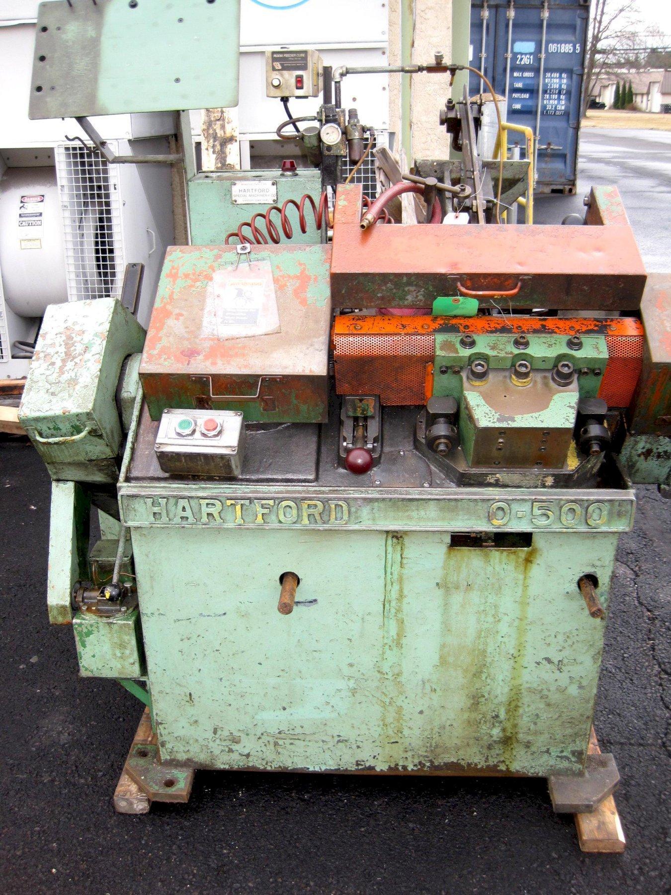 #0 Hartford 0-500 Flat Die Thread Roller