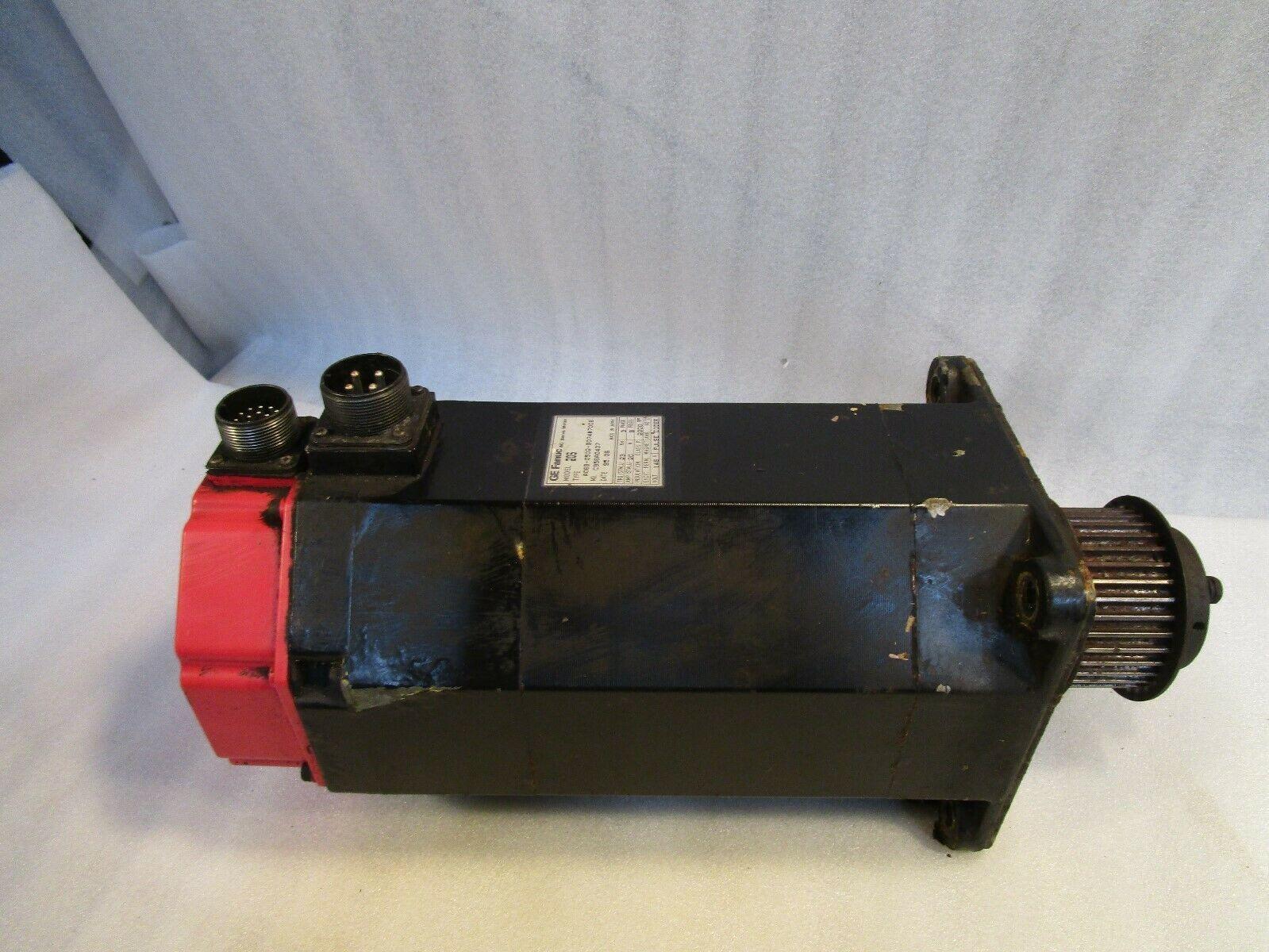 Fanuc Servo Motor 20S A06B-0502-B074 #7008