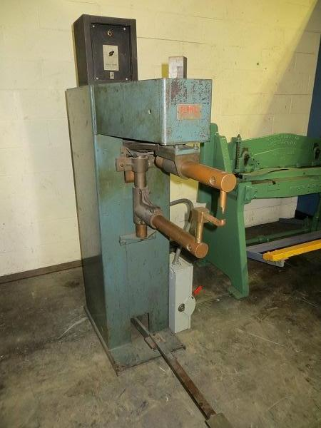 40 KVA Alphil Press Type Spot Welder