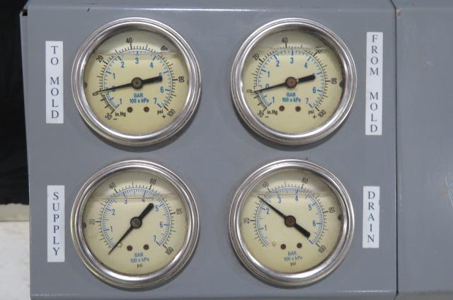 LogicSeal Used LS-100-1 Leak Stopper, Yr. 2010, 115V
