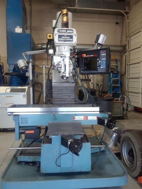 SOUTHWEST INDUSTRIES DPM SX5P CNC VERTICAL MILLING MACHINE