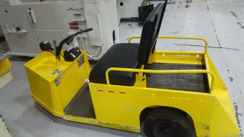 Cushman Minute Miser Electric Utility Cart