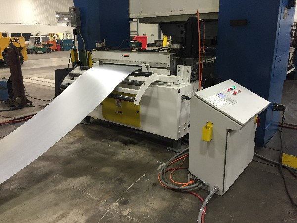 CHS Automation Servo Roll Feed 60