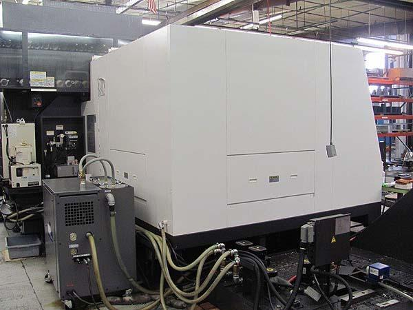 Okuma Millac 1052C ii Vertical Machining Center