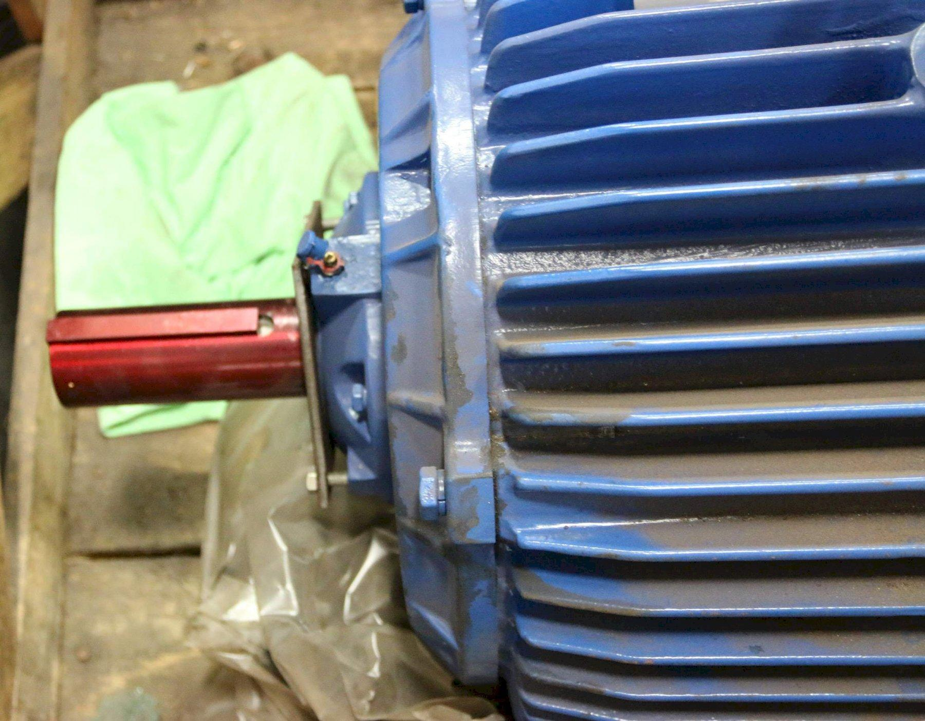 40 HP ELEKTRIM ELCTRIC MOTOR; STOCK #68661