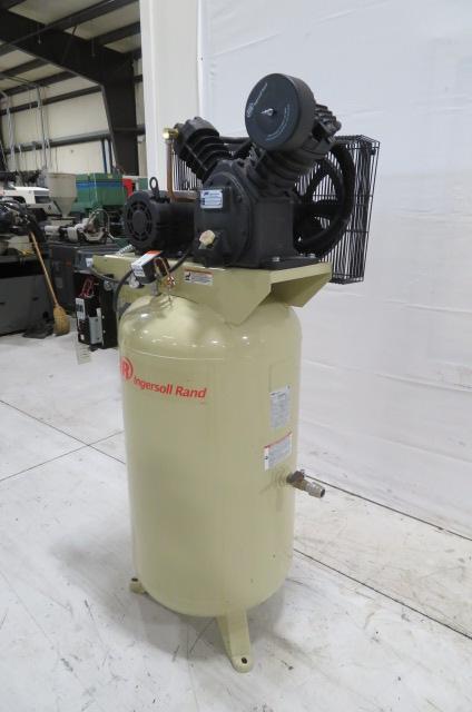 Ingersoll Rand Used 2475N5-V Air Compressor, 5hp, 460V, Yr. 2013