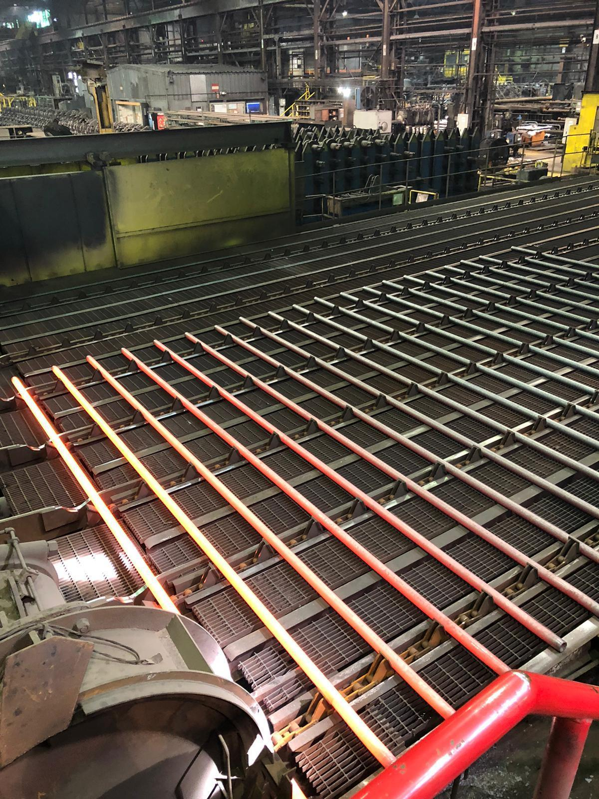"""6-3/4"""" (172mm) Complete Seamless Pipe Line for Sale"""
