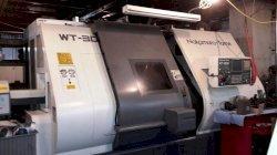 2008 NAKAMURA-TOME WT-300 - CNC Horizontal Lathe