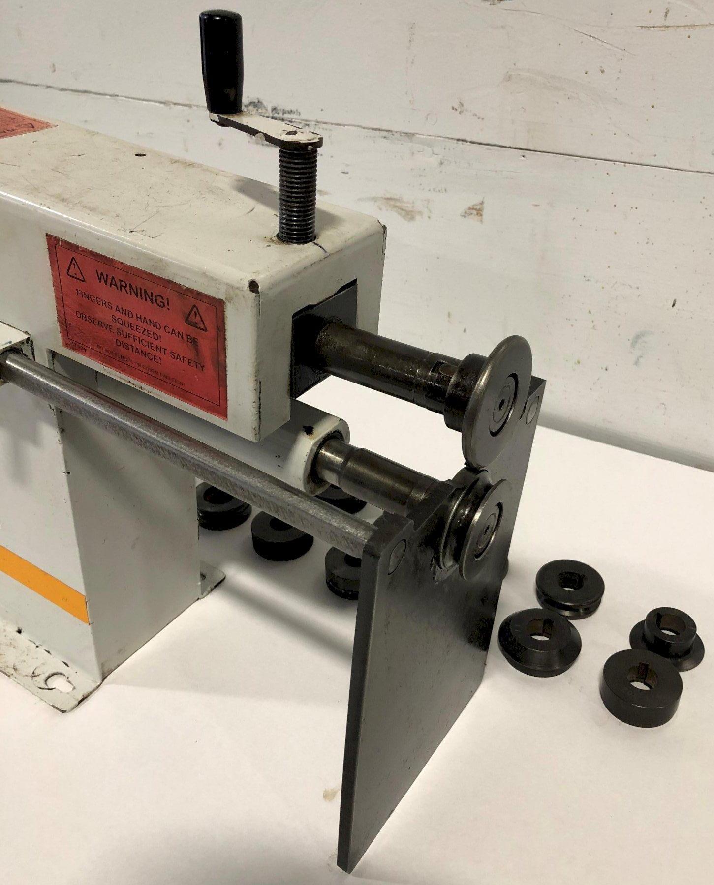 RAS Combination Rotary Machine No. 11.15, Manual, Tooling