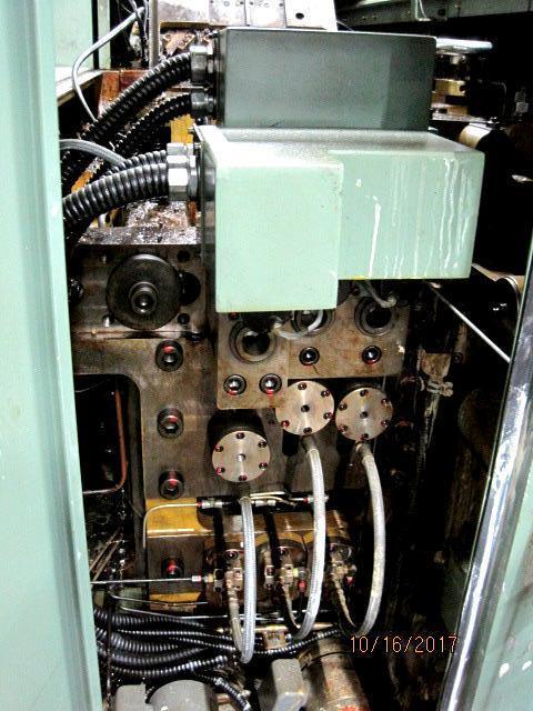 8mm Nakashimada Model MST-308A 3 Die 3 Blow Parts Former