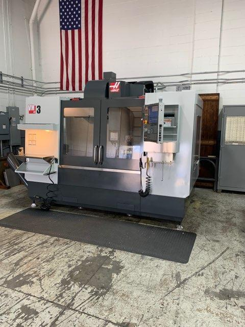 (2014) HAAS VM-3 CNC VERTICAL MACHINING CENTER. 0954720