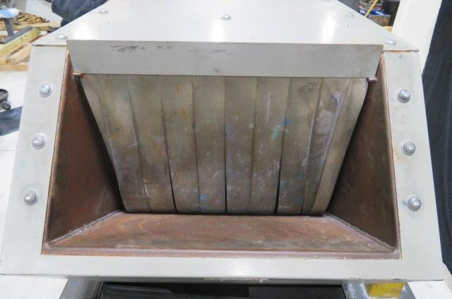 "AEC Used GP1018 Granulator, 18"" x 10"", 10hp, Yr. 2016"
