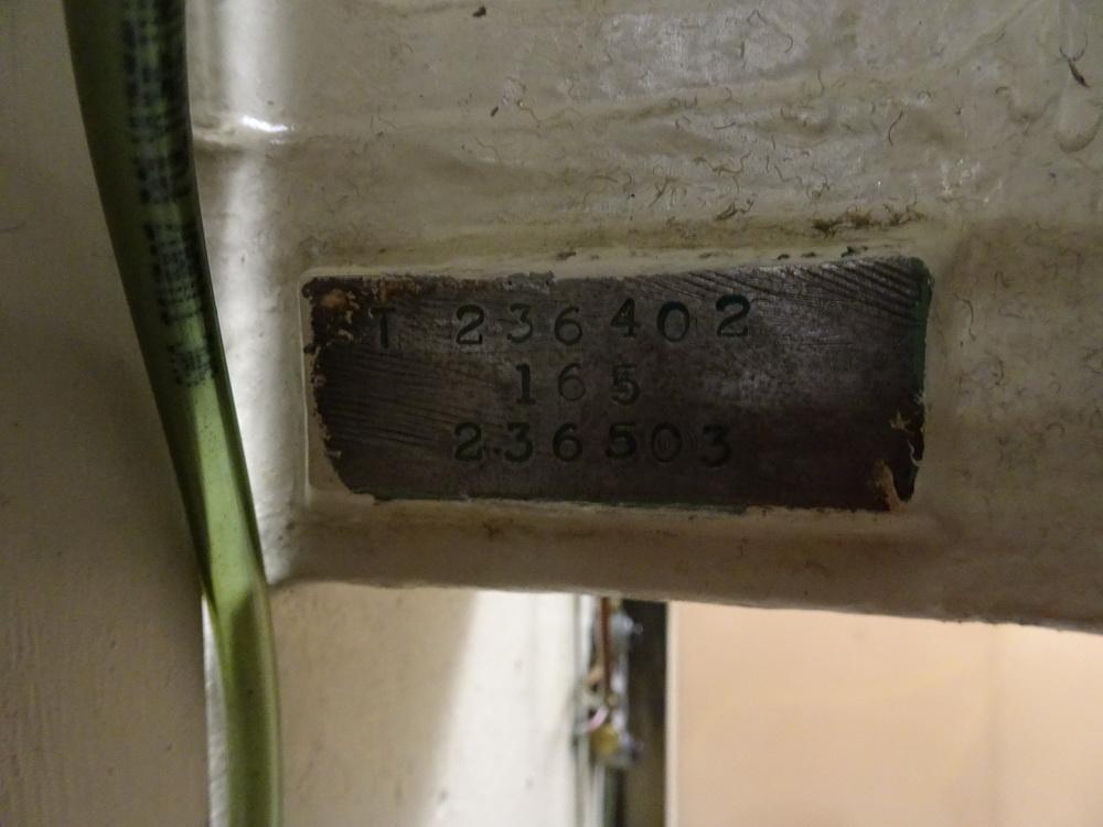 10 STATION WATERBURY FARREL 510 EYELET TRANSFER PRESS: STOCK 15375