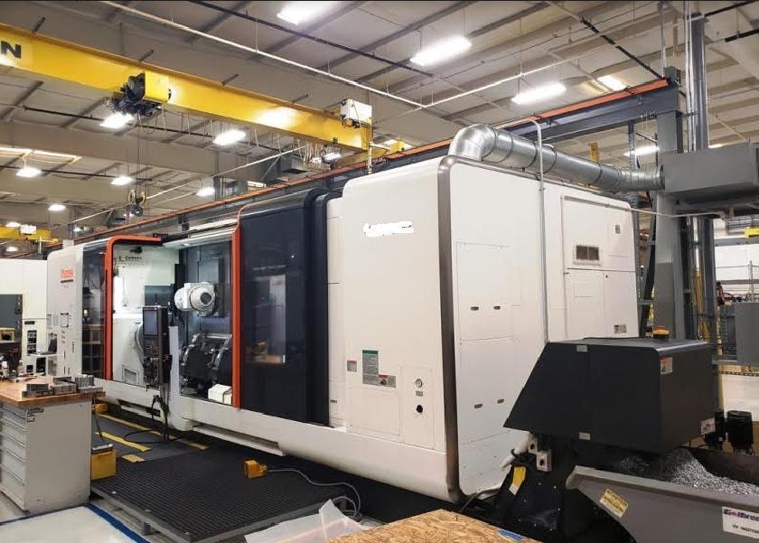 Mazak e670HS IIR/4000 CNC Lathe