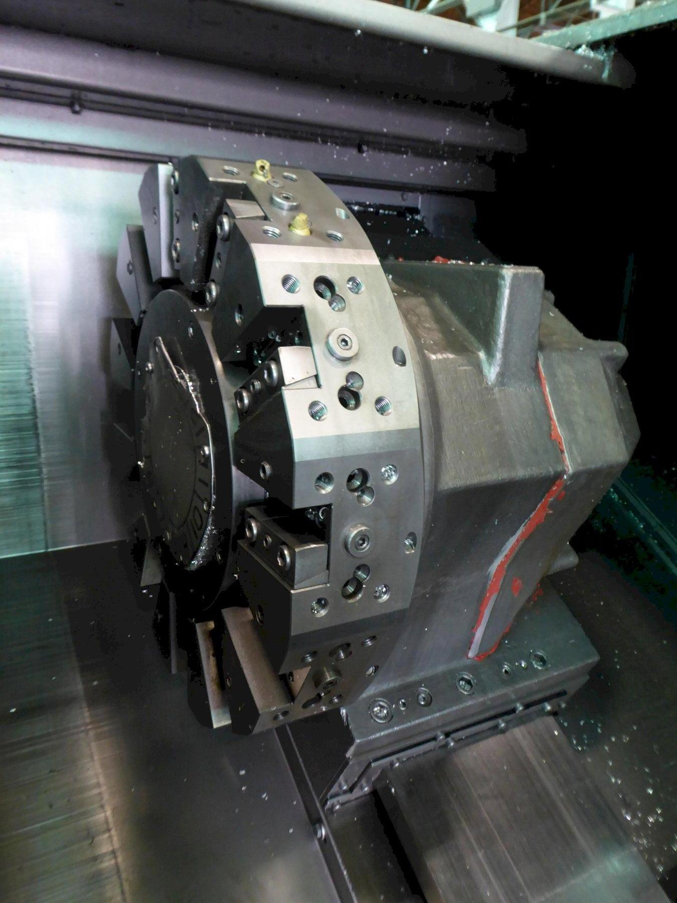 Okuma LB-25 CNC Lathe, OSP5020L Control, Just Removed From Service, Low Price