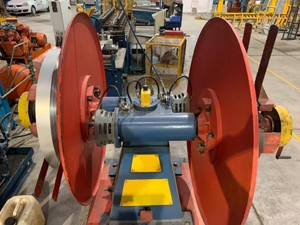 10 Stand x 20 Gauge Proma / IED Stud and Track Rollforming Line