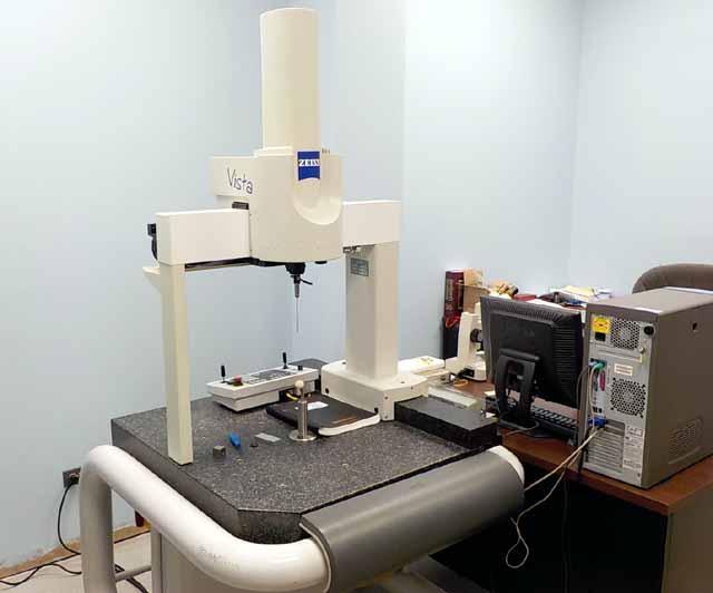 inszx, Zeiss, Vista 1620-14, Zeiss Vista 1620-14 DCC Bridge Type Coordinate Measuring Machine, 2003