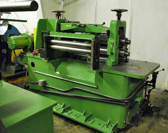 "24"" RUESCH MODEL 146 SLITTING LINGE (12672)"