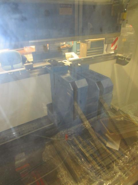 93.5 TON X 8' TRUMPF V85S DELEM DA69 CONTROL -AXIS CNC HYDRAULIC PRESS BRAKE