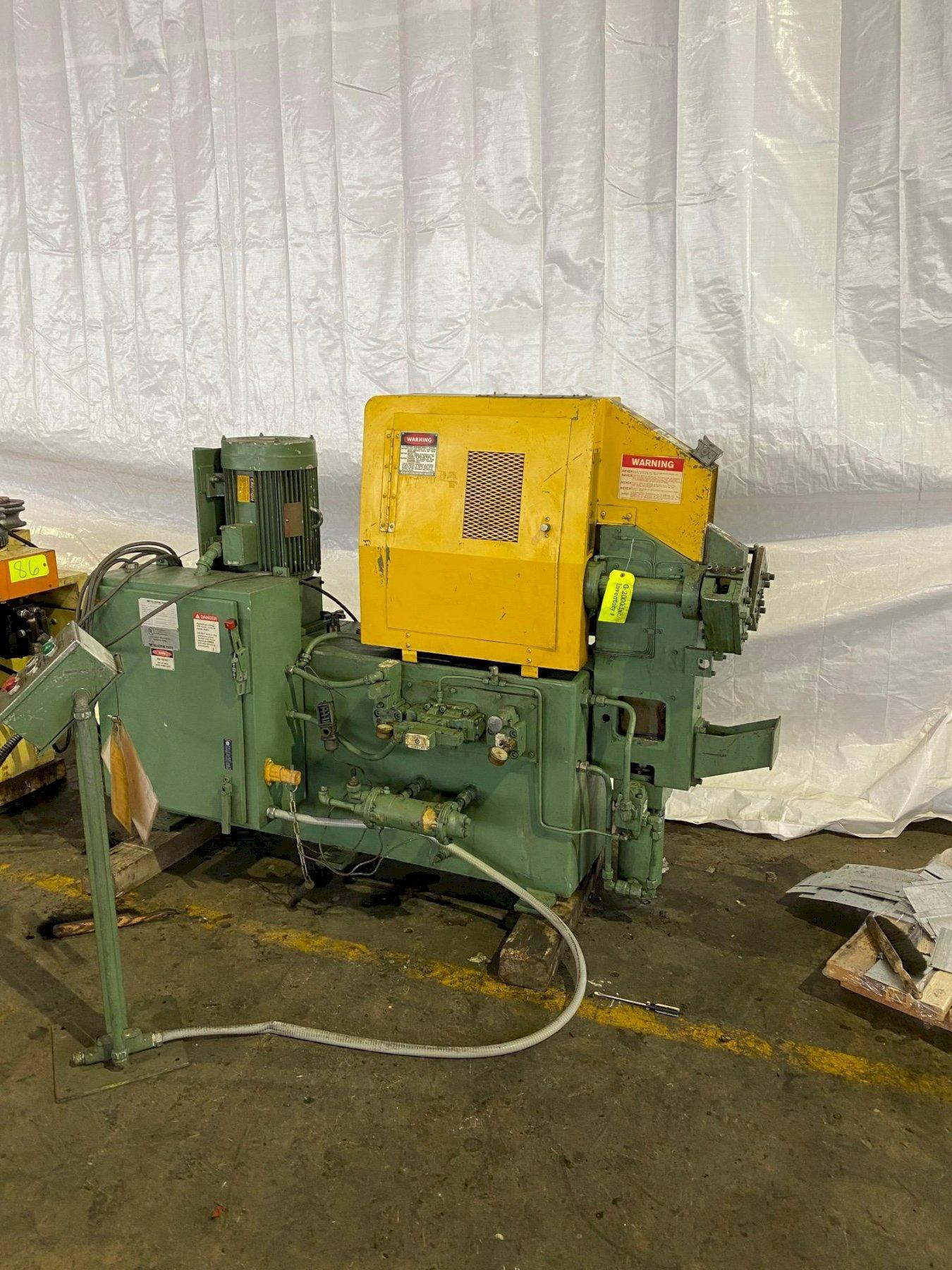 Pines No. 3 T Vertical Tube Bender