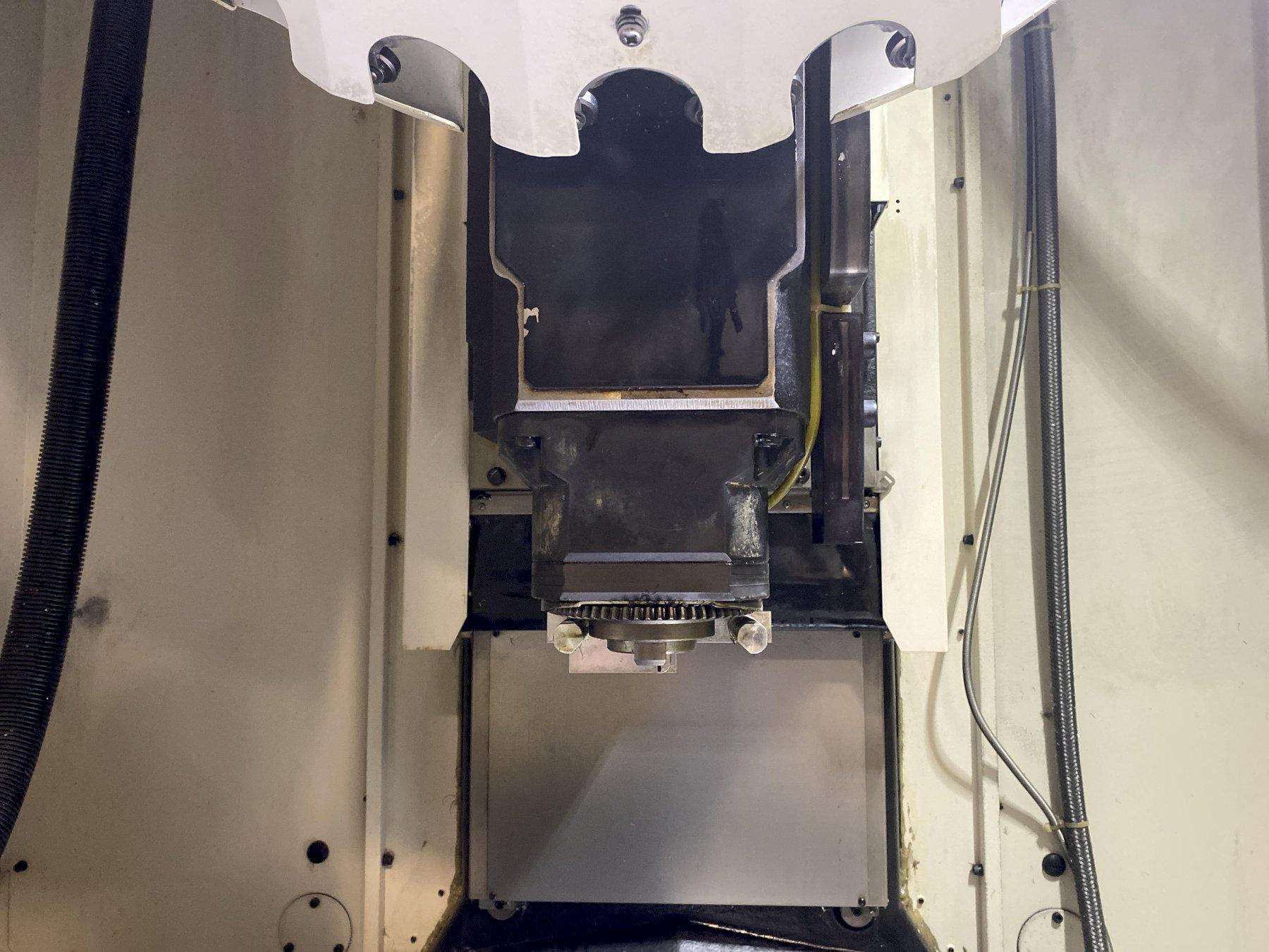 2014 FANUC Robodrill a-D21MiA - Vertical Machining Center