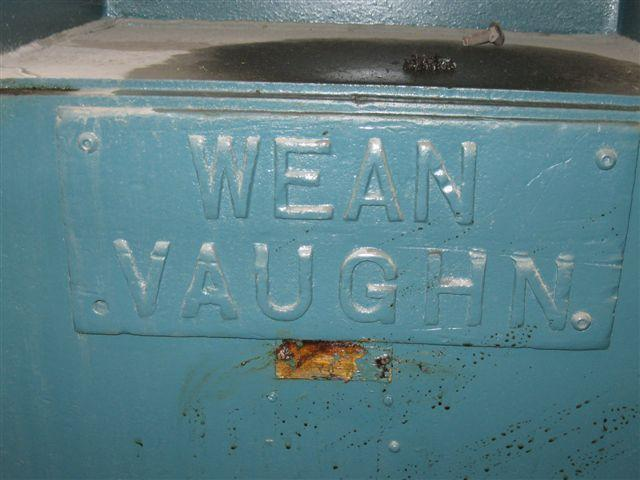 "Vaughn 5 Roll Pre Straightener 5/8"" - 1-1/4"""