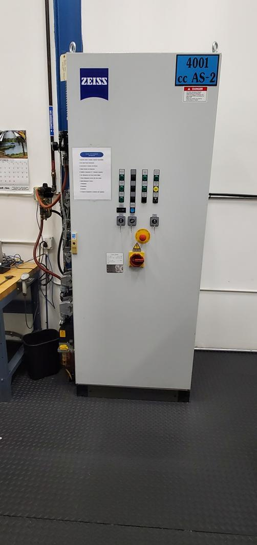 ZEISSZeiss MMZ-G 35/40/20 Coordinate Measuring Machine (CMM) (#33278)