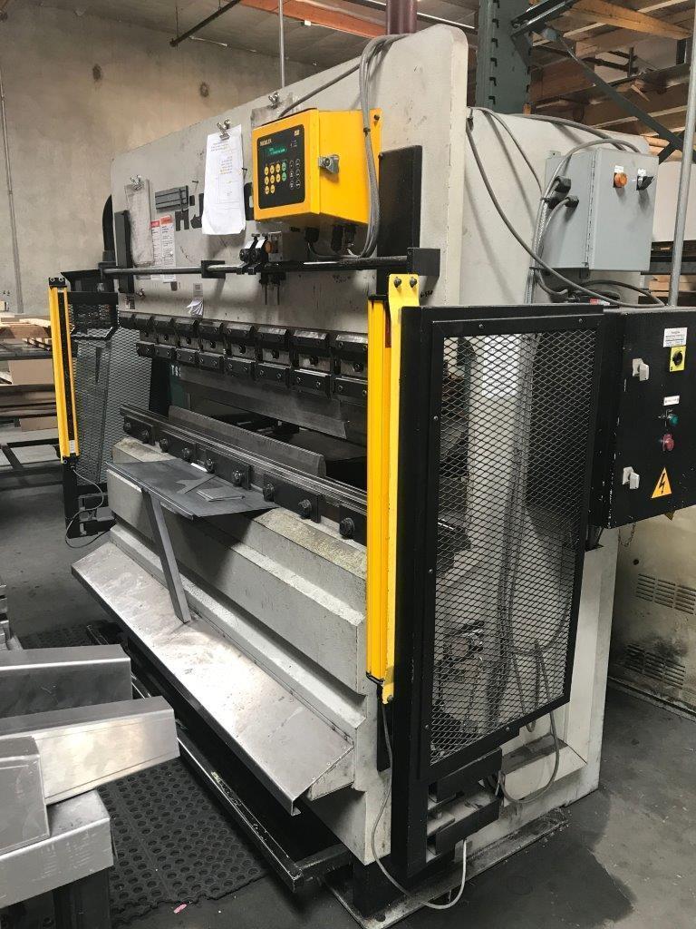 44 Ton x 6' Hurco PH 40-20 Hydraulic CNC Press Brake