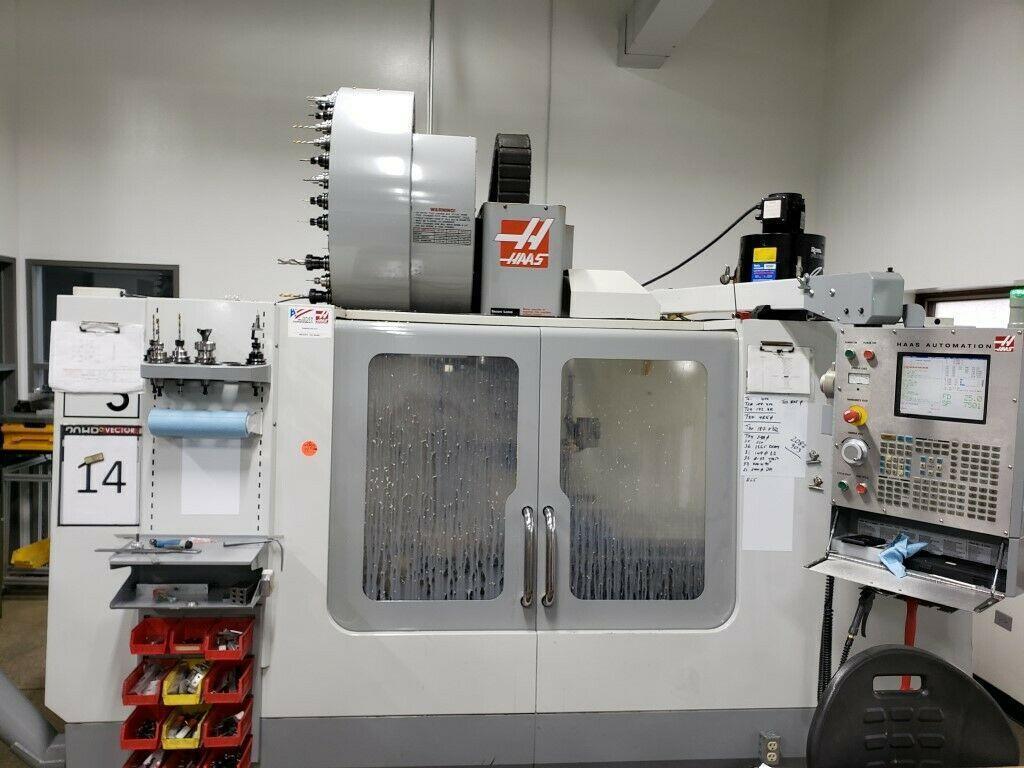 2006 HAAS VF-3D VERTICAL MACHINING CENTER