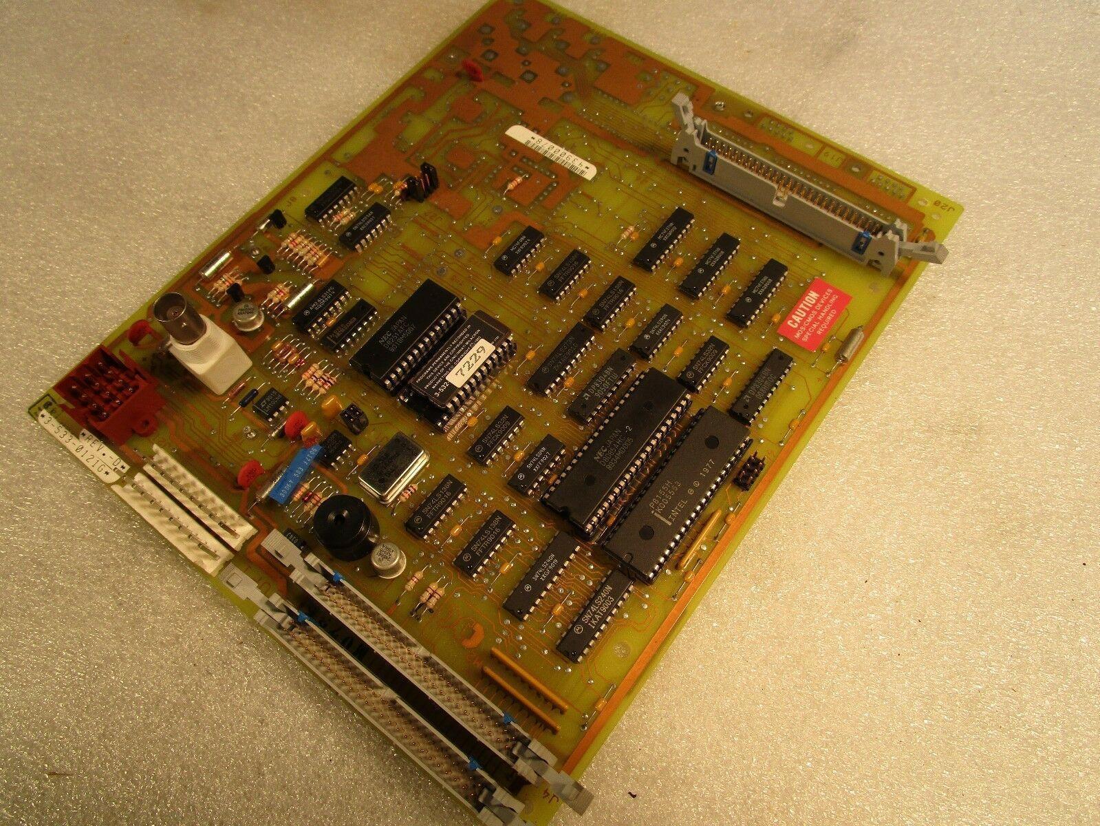 Siemens Acramatic Cincinnati Control Board 3-533-0121G