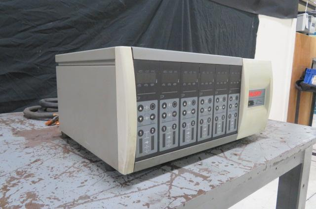 Gammaflux L12H050D12S4PJ Used Hot Runner Controller,12 zone, 240V