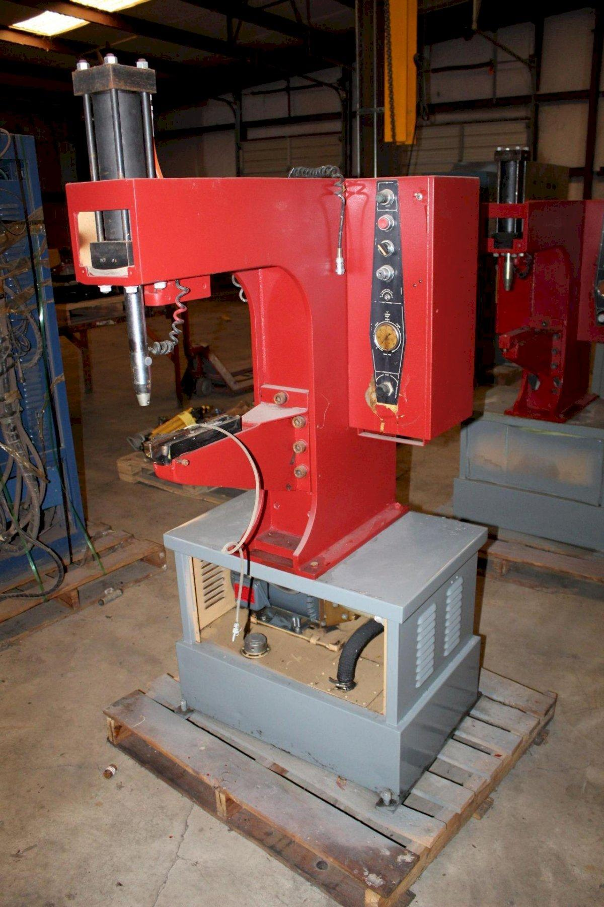 1 - PREOWNED INSERTION PRESS