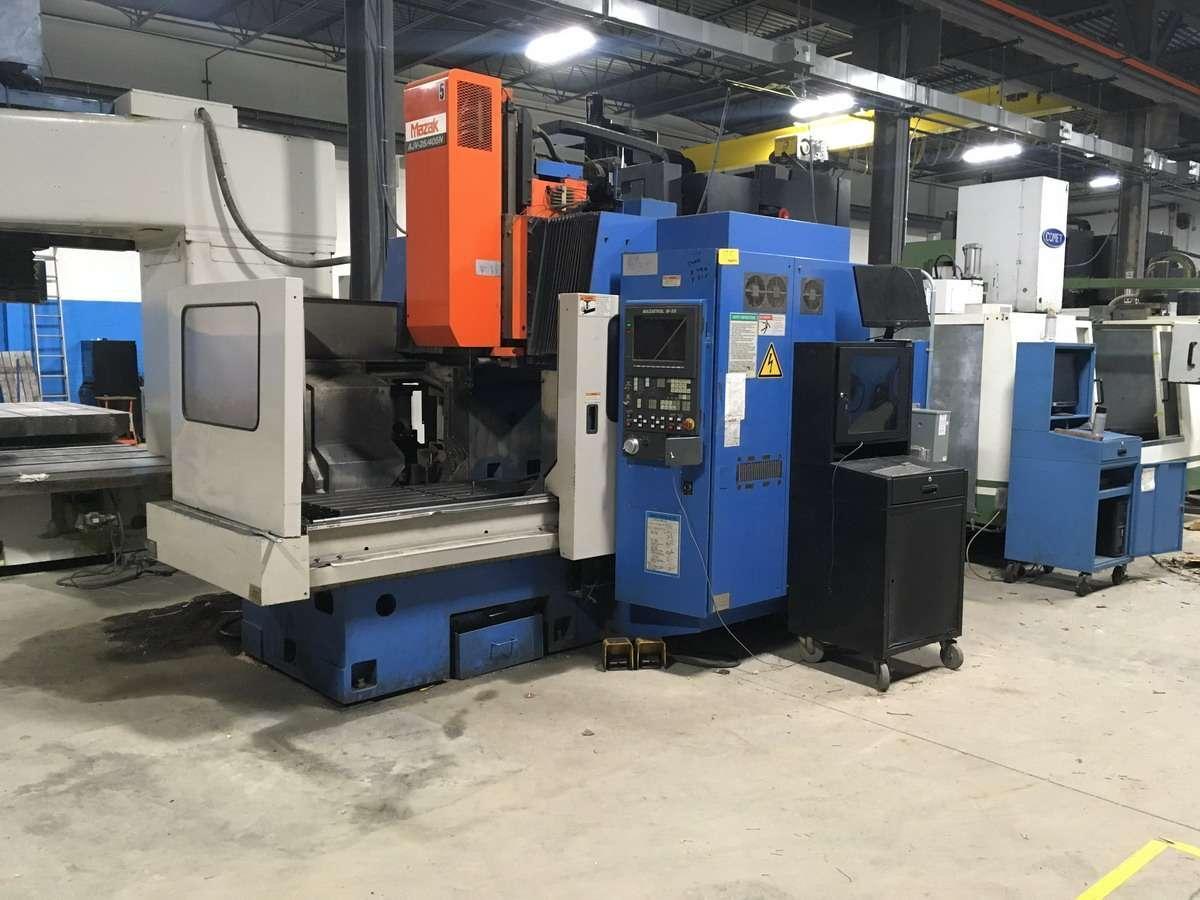 MAZAK AJV-25405N CNC VERTICAL MACHINING CENTER