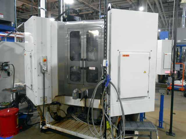 Sunnen Model SV-1015-3-200 3-Spindle Column Type Vertical Honing System