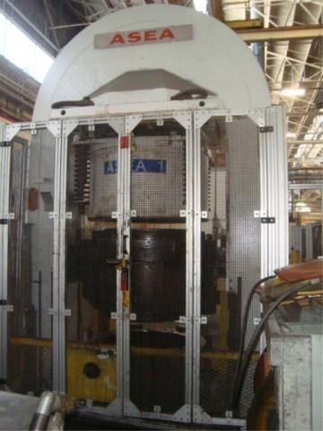 7252 TON ABB QUINTUS MODEL #QRF-40 FLUID CELL FORMING PRESS: STOCK #14184