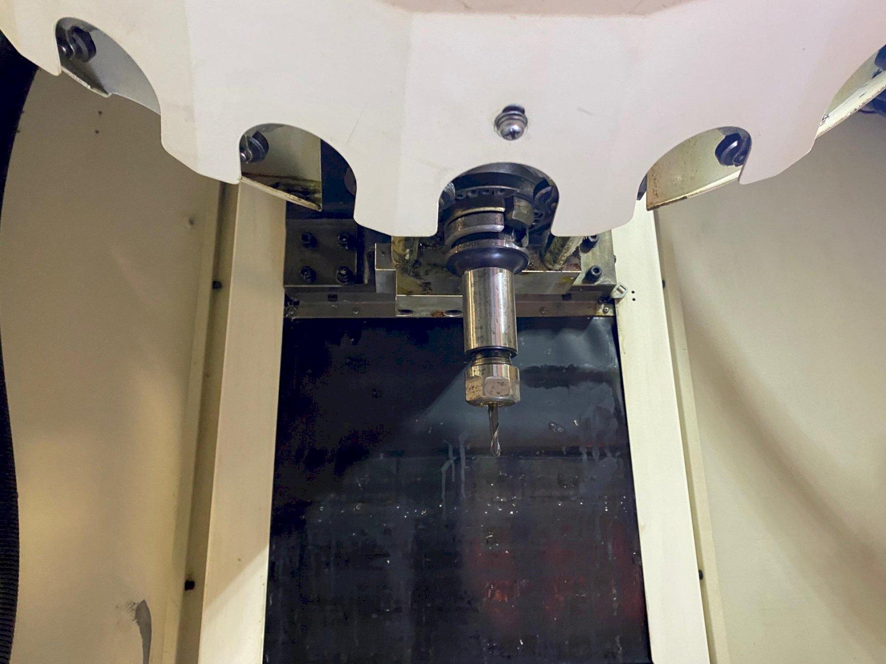 2017 FANUC Robodrill a-D21MiA - Vertical Machining Center