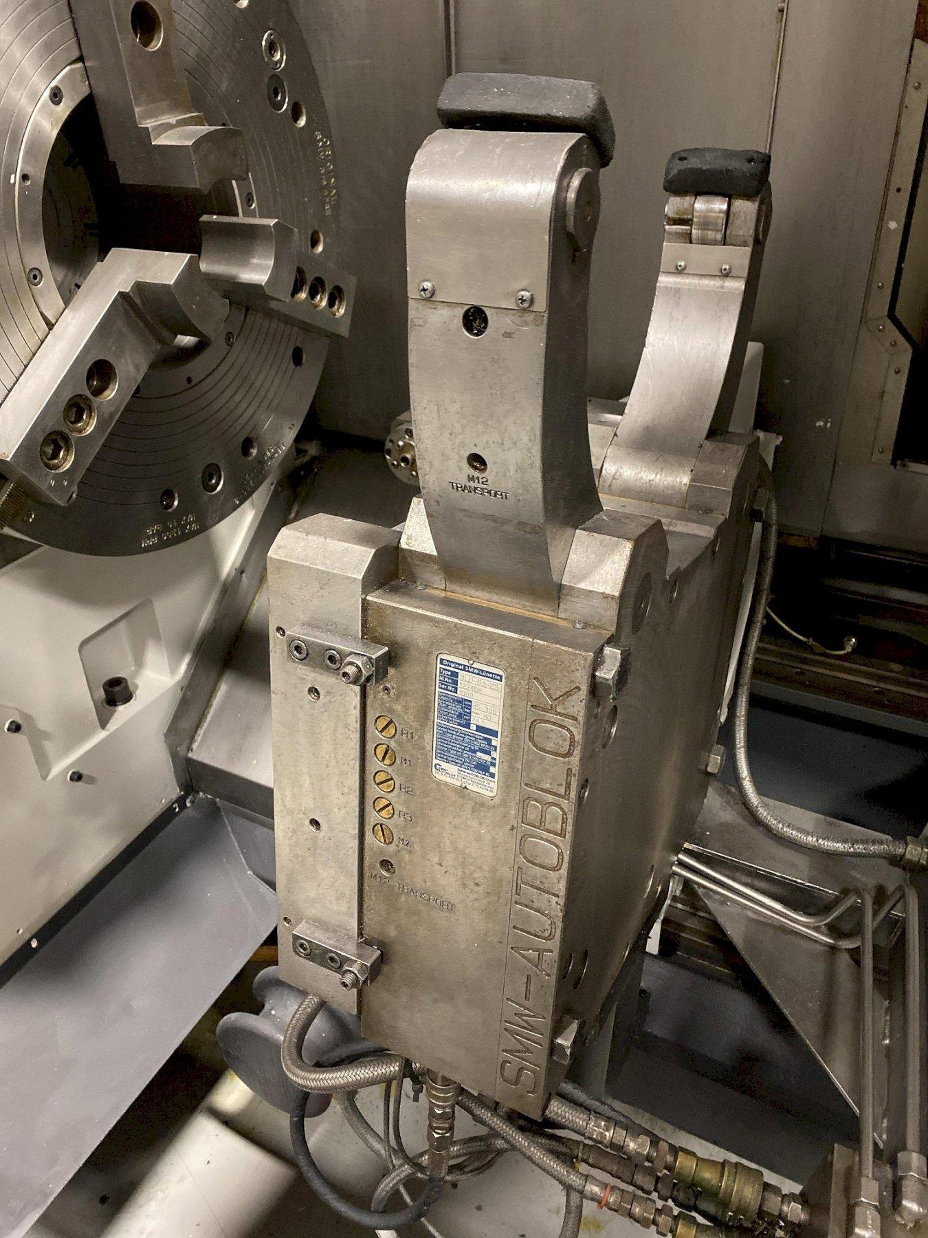 2003 MAZAK Integrex e650H/3000 CNC Horizontal Mill/Turn Lathe