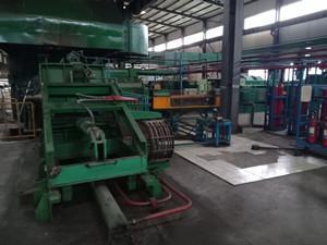 1250mm 4-HI Aluminum Cold Rolling Mill
