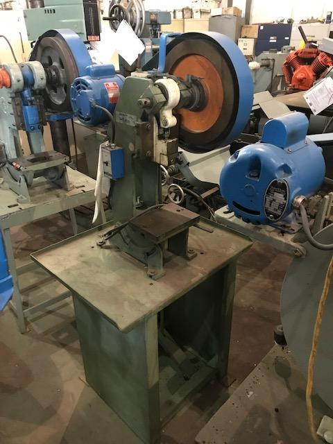 4 Ton Azimuth OBI Punch Press